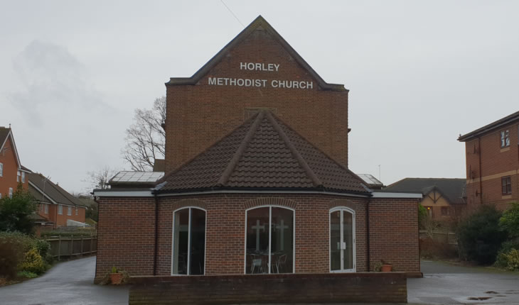 Horley Methodist Church Building